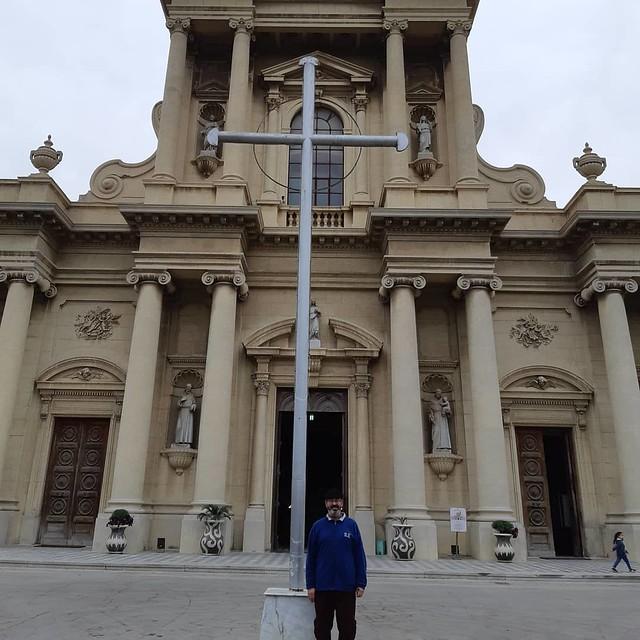 Egipto - Visita a la Catedral Santa Catalina de Alejandría