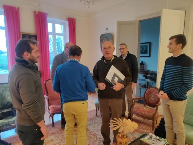 Francia - Grupo de estudio de la doctrina social de la Iglesi