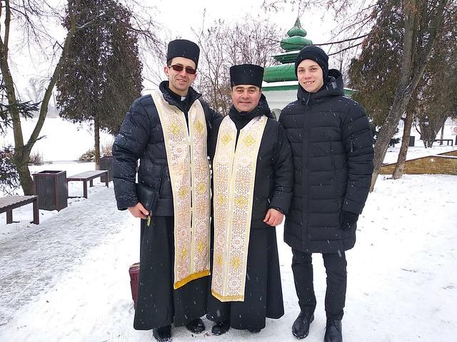 Ucrania - Noviciado IVE
