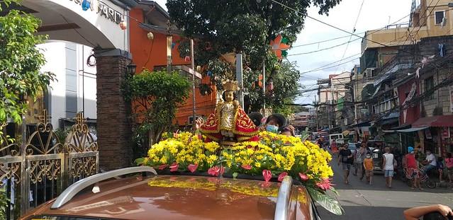 Filipinas - Fiesta del Santo Niño