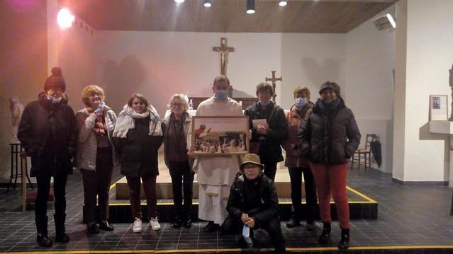 Francia - Tercer encuentro en el centro misionero San Juan Pablo II en Saintes