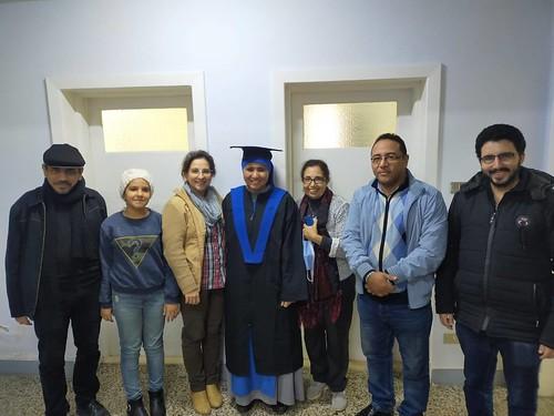 Egipto - Fin del año escolar de nuestra escuela San Juan Pablo II