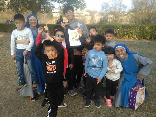 Taiwan - Apostolado con los niños