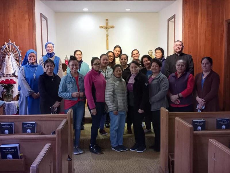 Estados Unidos - Ejercicios Espirituales en Baltimore, Maryland
