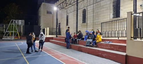 Gaza - Misa y oratorio con los adolescentes