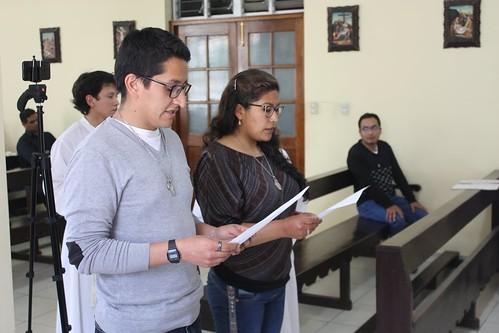 Perú - Dos nuevos miembros de la Tercera Orden