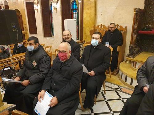 Siria - Octavario por la unidad de los cristianos en Alepo