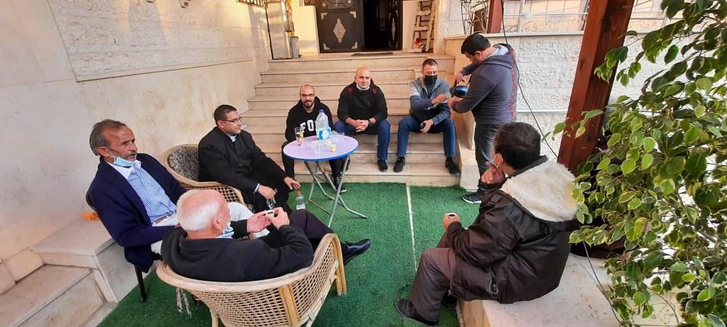 Gaza - Grupo de hombres