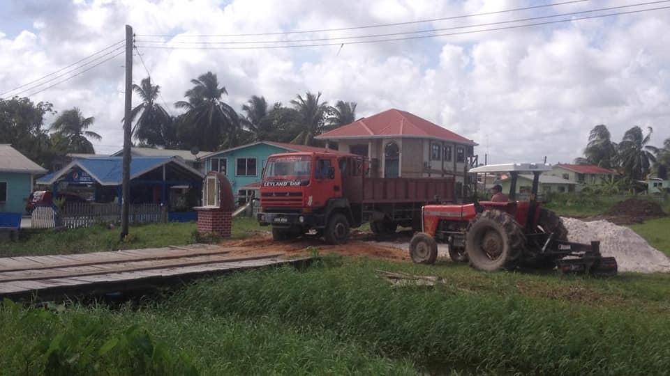 Guyana - Comienza la construcción del nuevo convento de las Servidoras