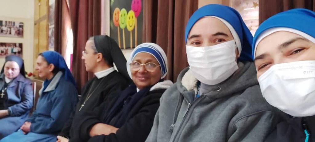 Siria - Día de los religiosos
