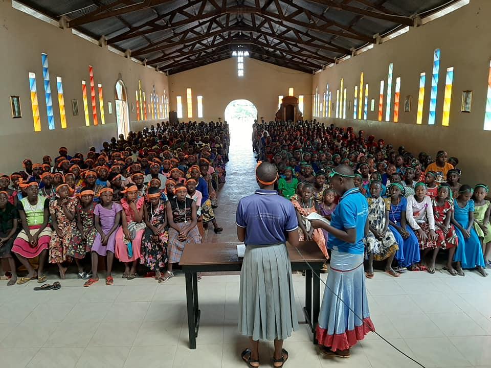 Tanzania - Infancia Misionera