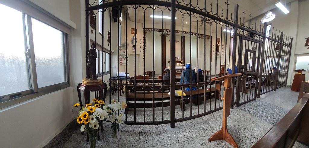 Taiwan - Comienzan la oración a San José