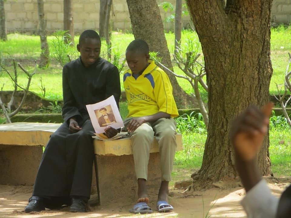 Tanzania - Apostolado Campamento de Monaguillos