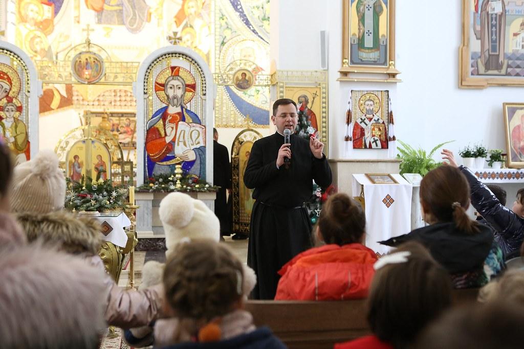 Ucrania - Fiesta de San Juan Bosco