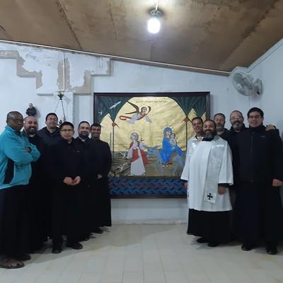 Egipto - Maitines de Nuestra Señora del Destierro, patrona de Egipto e Irak