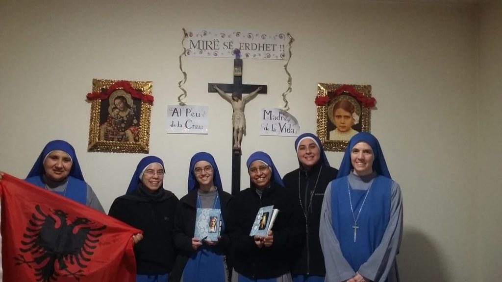 Albania - Dos nuevas contemplativas en el Monasterio de Albania