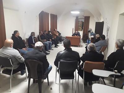 Gaza - Reunión de Hombres
