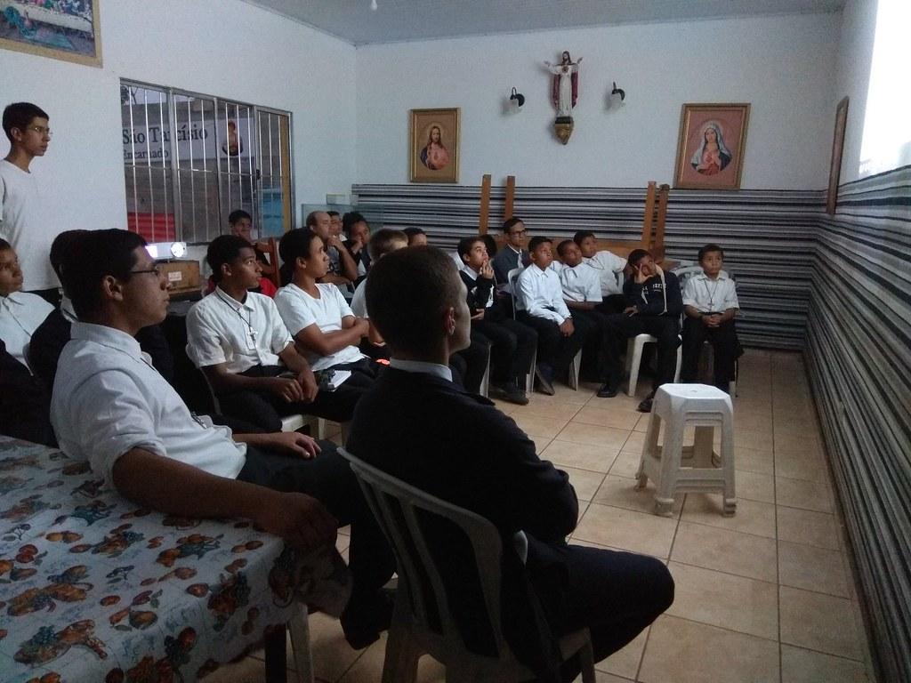 "Brasil - ""Una Crónica Vale Oro"" Seminario Menor"