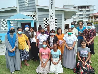 Guyana - Ejercicios Espirituales