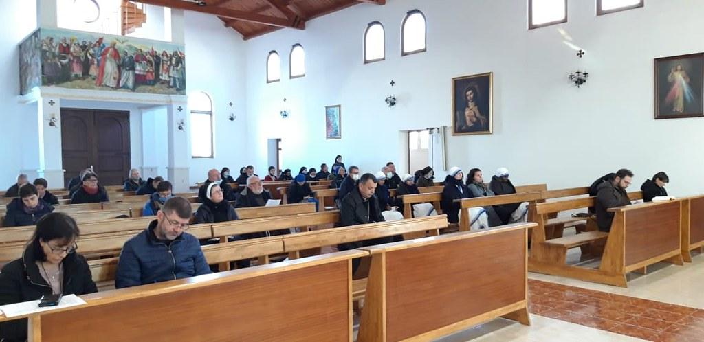 Albania - Día de retiro para los religiosos de la Diócesis