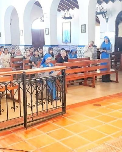 Argentina - 25° aniversario de votos religiosos de la Hna. Virgine