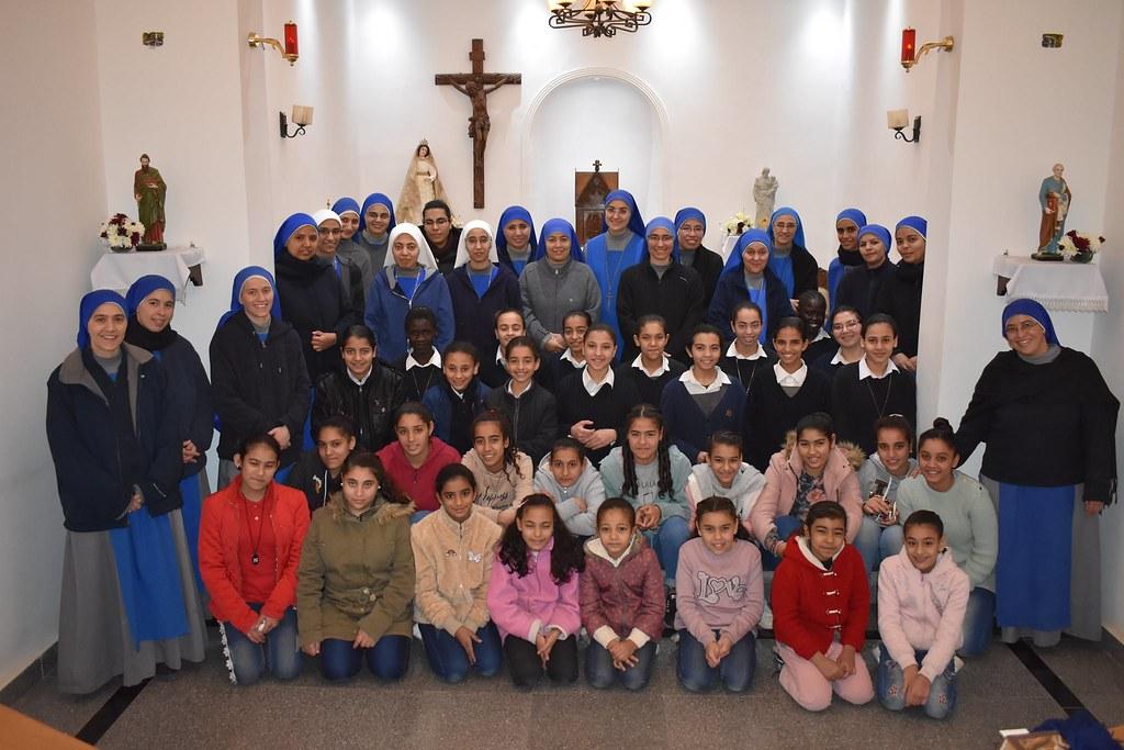Egipto - Celebración de Nuestra Señora del Destierro