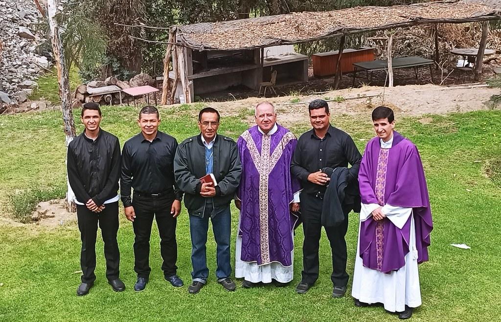Perú - Noviciado Santo Toribio de Mogrovejo