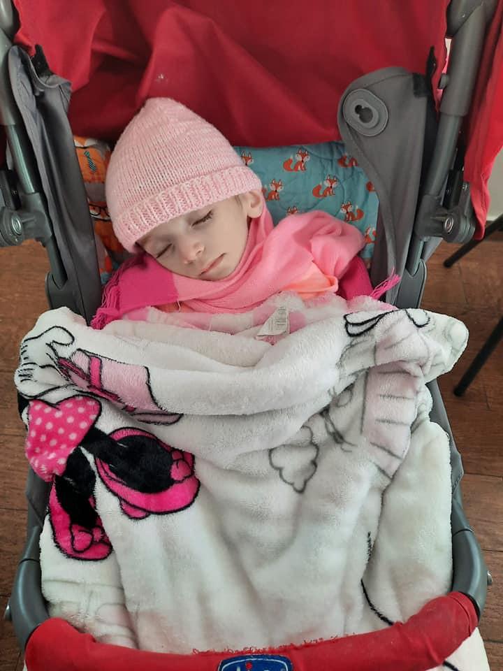 Belén - Con gran alegría queremos contarles que se agrandó la familia del hogar, el lunes llegó una nueva niña