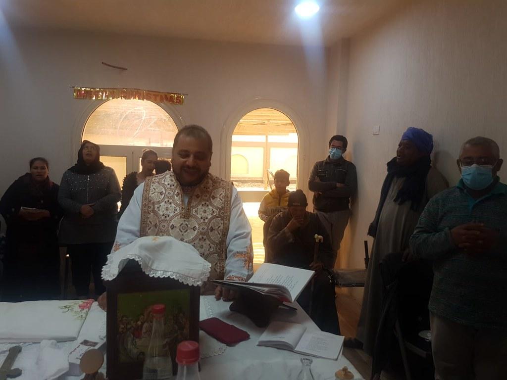 Egipto - Ayuno de Jonás en Iben Betak