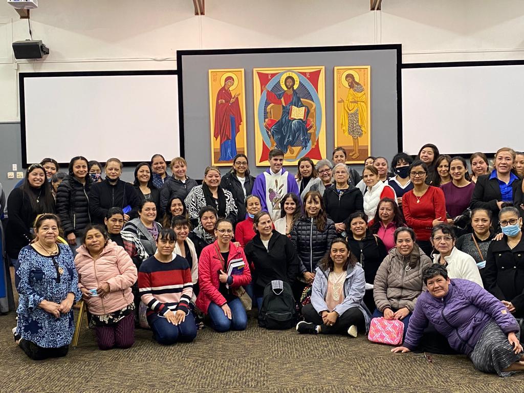Estados Unidos - Ejercicios Espirituales para mujeres