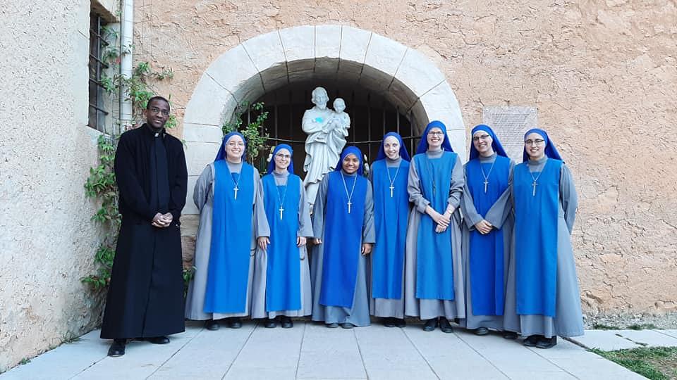 Francia y Luxemburgo - Ejercicios Espirituales en Cotignac, Francia y peregrinación