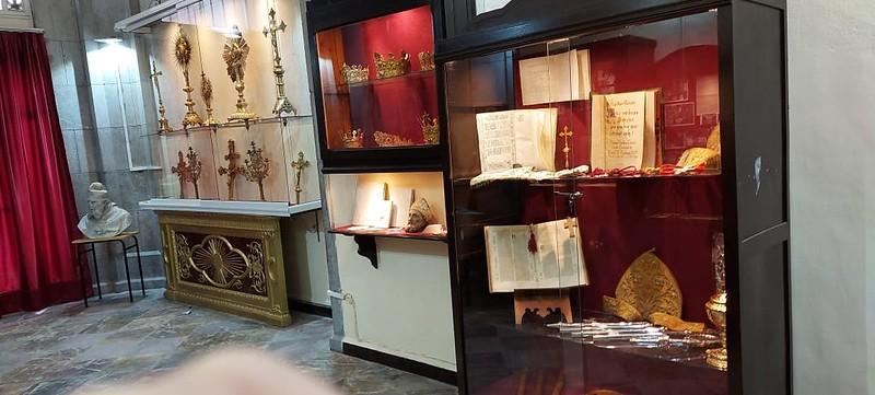 Túnez - Nuevo museo de la catedral de Túnez