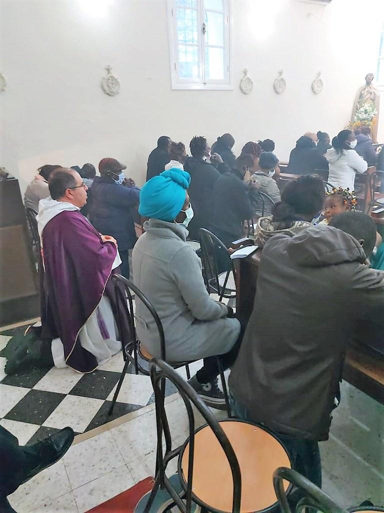 Túnez - Estación cuaresmal en el Monasterio Charles de Foucald