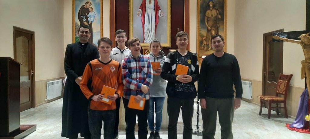 Tayikistán - Ejercicios Espirituales para jóvenes