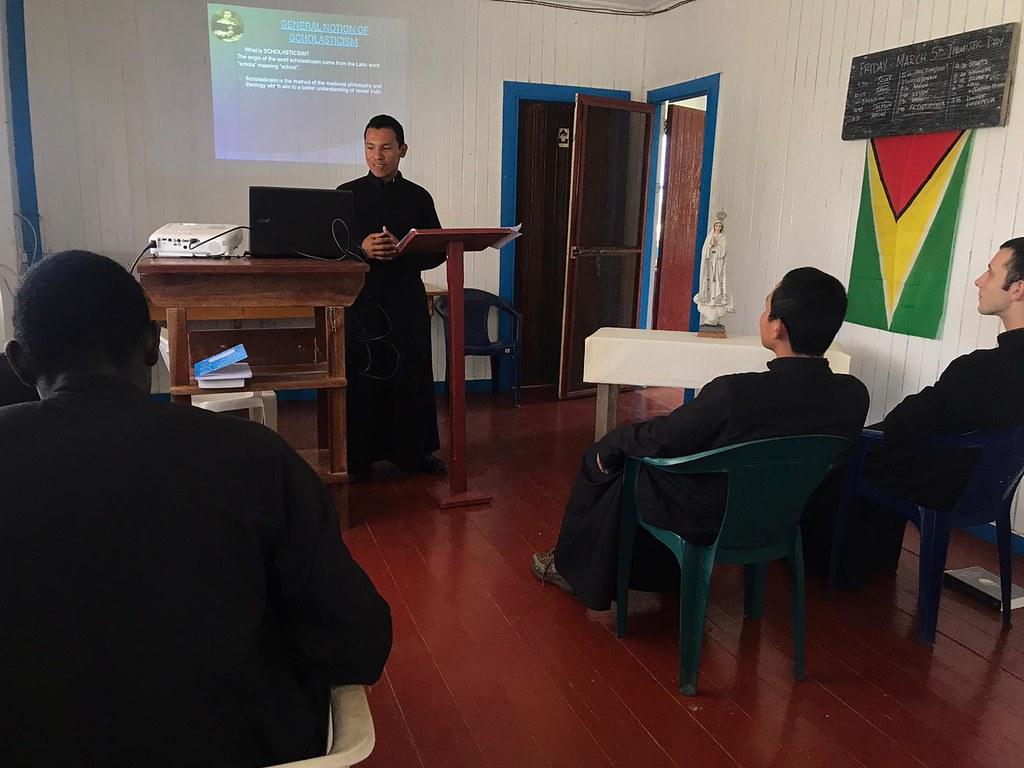 Guyana - Primera Jornada Tomista