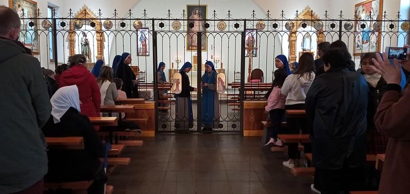 Albania - 2° aniversario de fundación del Monasterio San José