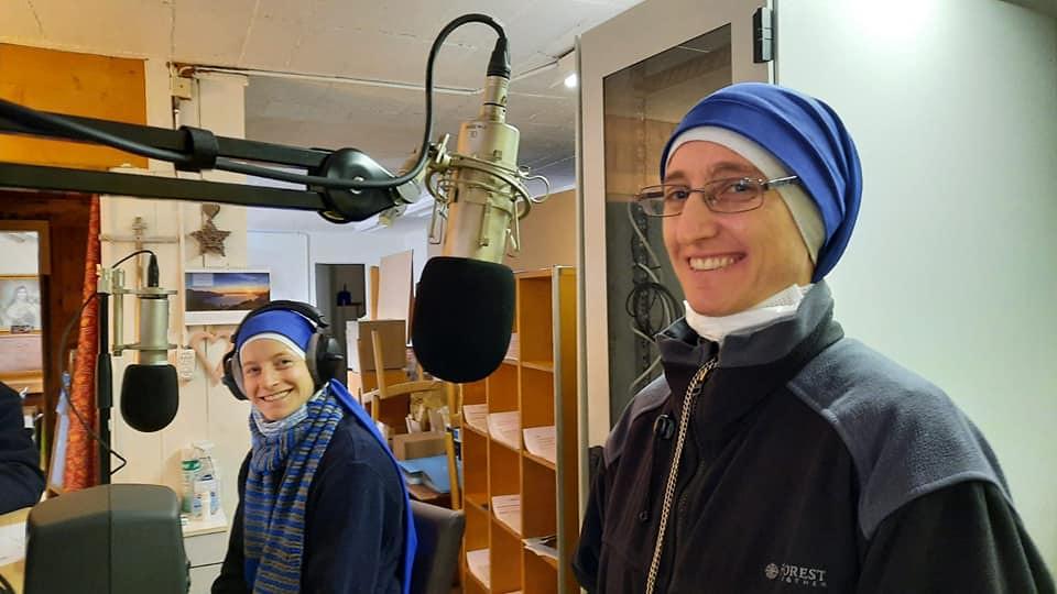 Suiza - Apostolado en la radio de Lausanne