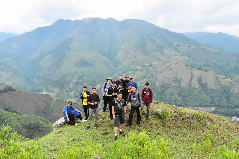 Ecuador - Salida a la montaña con el noviciado