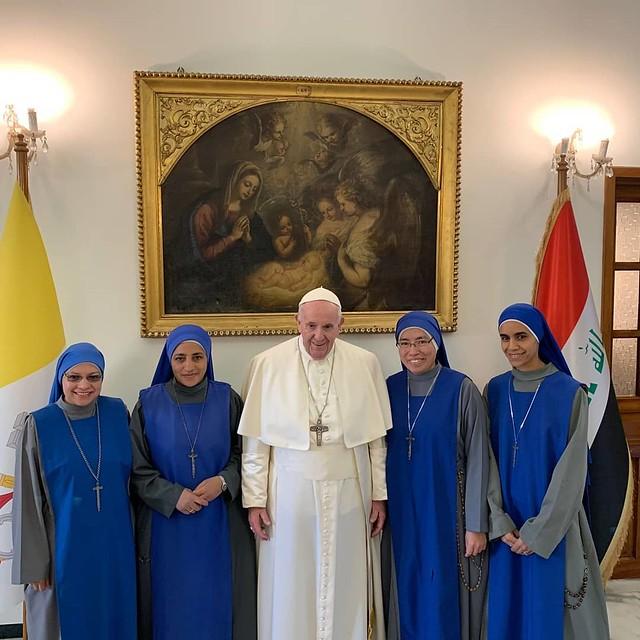 Irak - Visita del Santo Padre a Irak