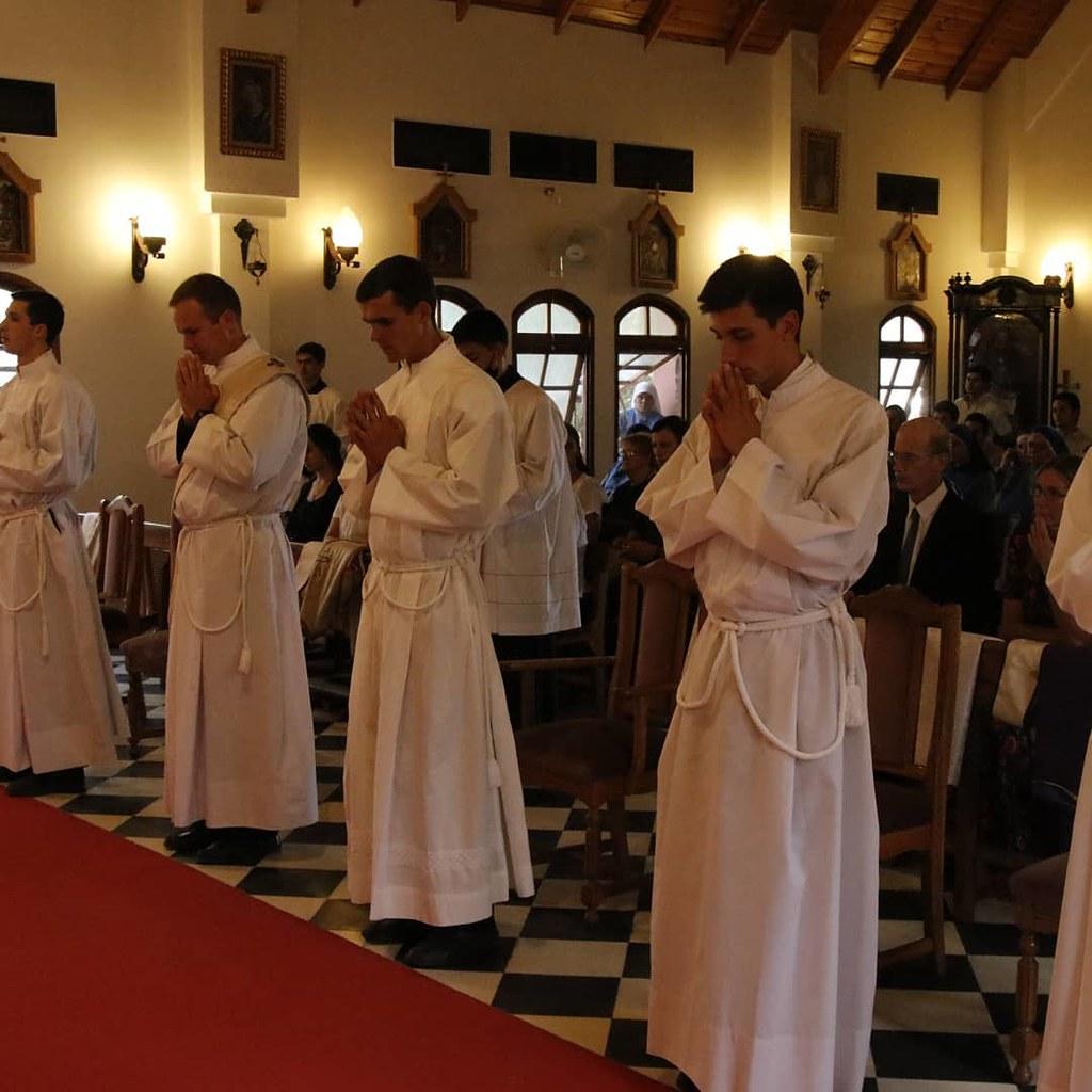 Argentina: Misa de Ordenaciones Sacerdotales y Diaconales
