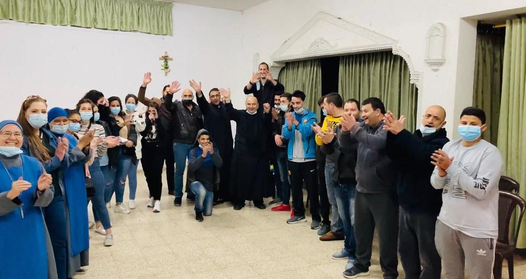 Gaza - Parroquia Sagrada Familia