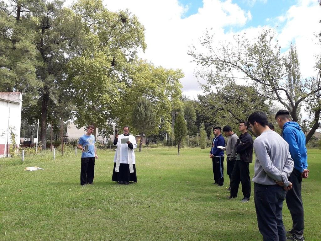 Argentina - Bendición del Hogar San Juan Bosco