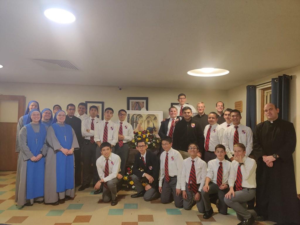 Estados Unidos - Seminario Menor San José Sánchez Del Río