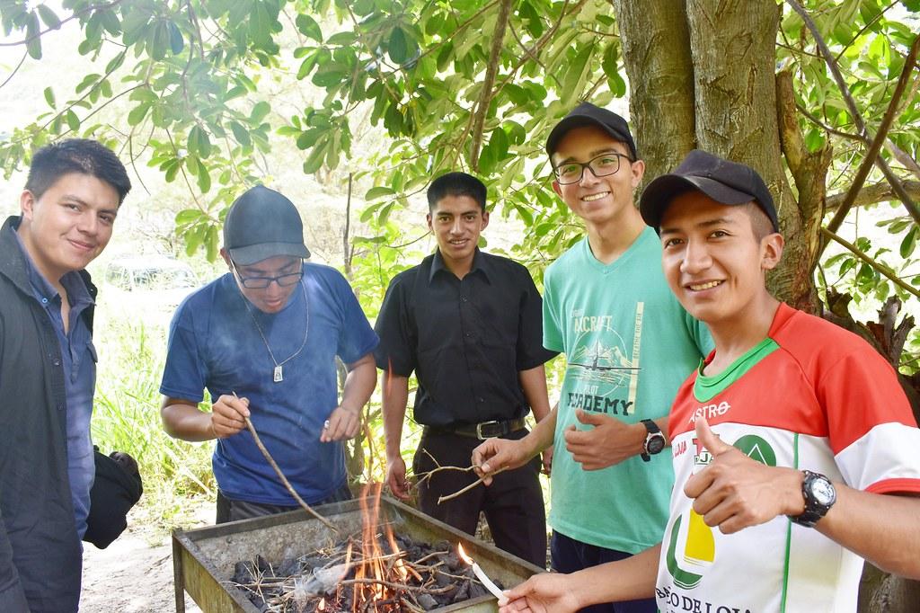 Ecuador - Convivencia del Noviciado