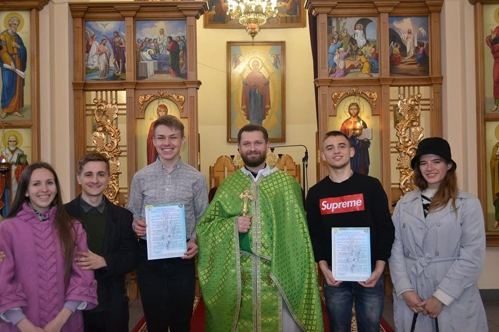 Ucrania - Apostolado 'El amor verdadero espera'