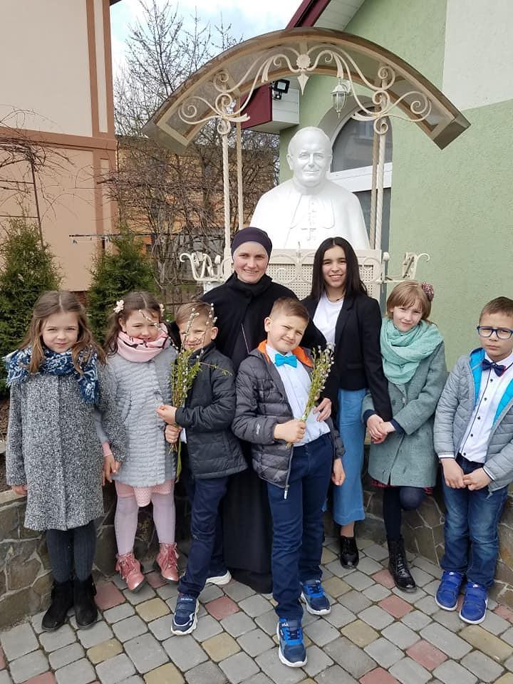 Ucrania - Domingo de Ramos