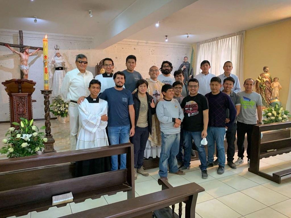 Perú - Ejercicios Espirituales de Semana Santa
