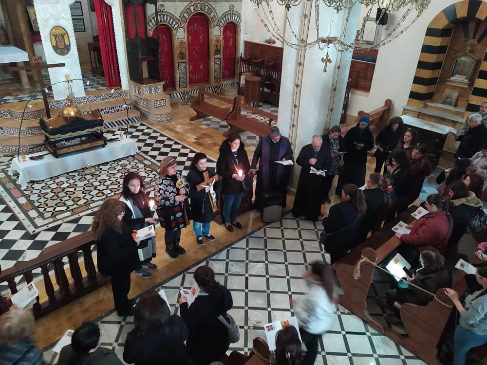 Siria - Visita a las siete Iglesias
