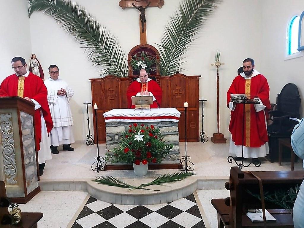Túnez - Domingo de Ramos en el Monasterio Charles de Foucald