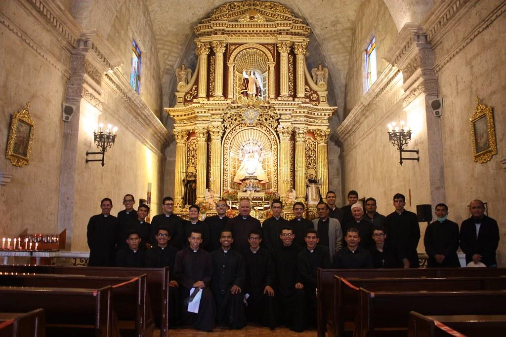 Perú - Salida Cultural del Seminario Mayor